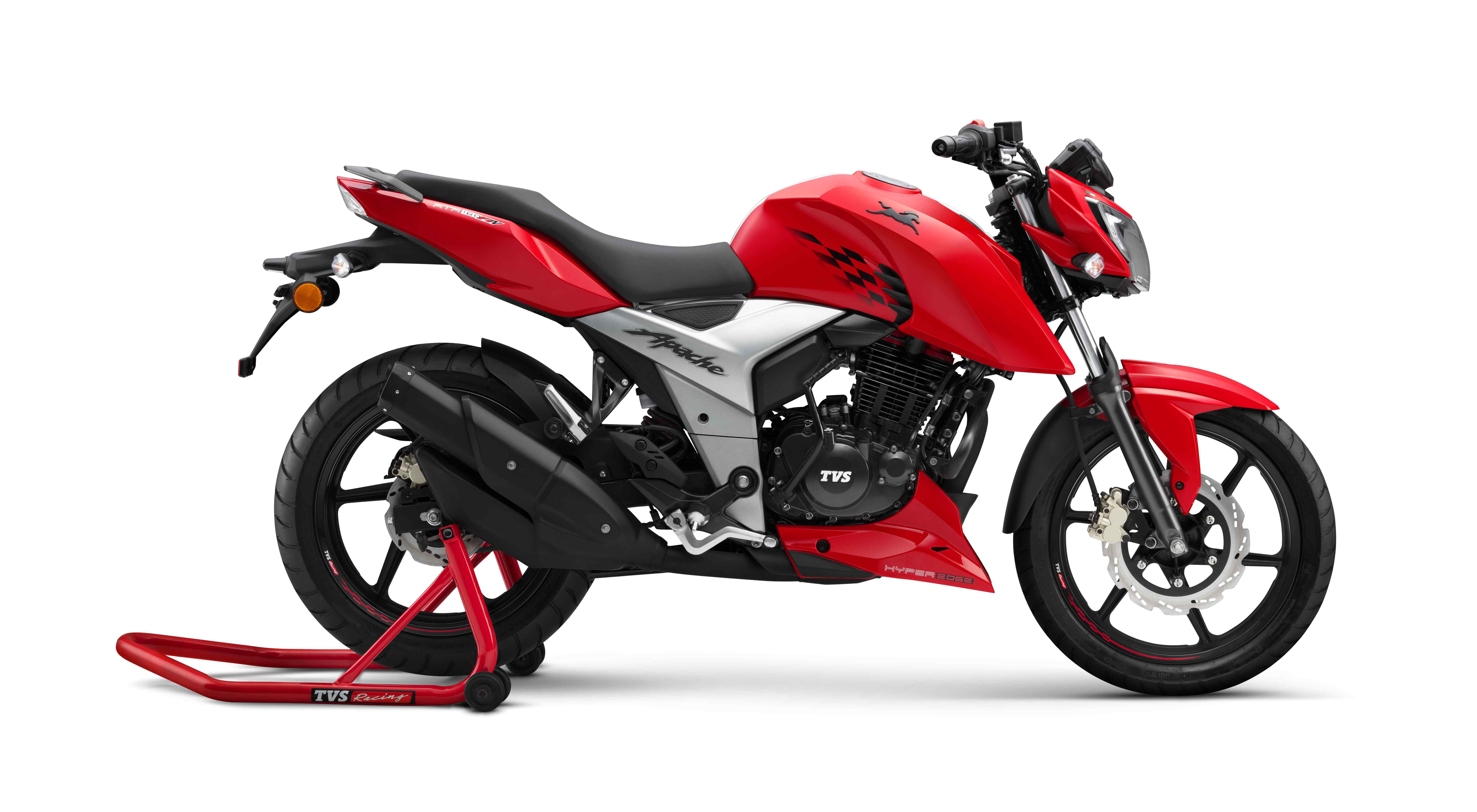 apache rtr 160 review, apache rtr 160 specifications
