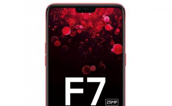 oppo f7 design, oppo f7 launch date