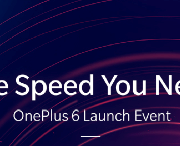 oneplus 6, oneplus 6 launch event