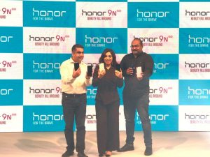 Honor 9N Goes Official in India.