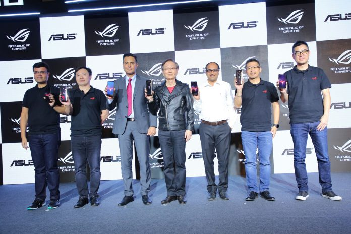 ASUS ROG II Launch
